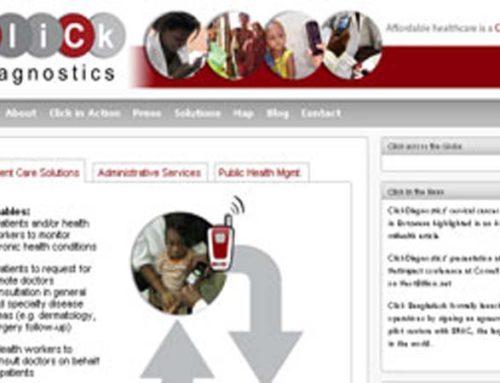 Click Diagnostics