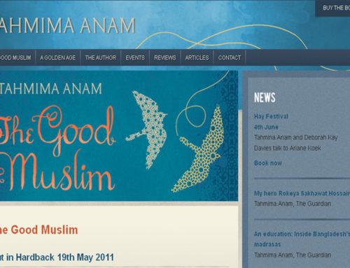 Tahmima Anam