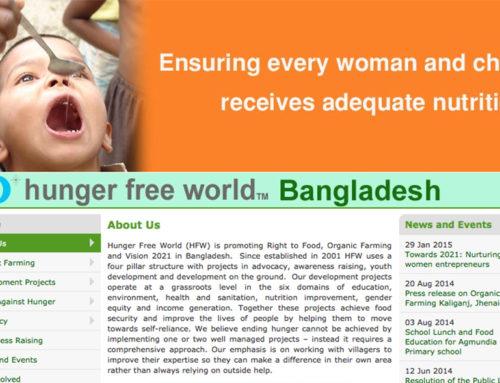 Hunger Free World (HFW)